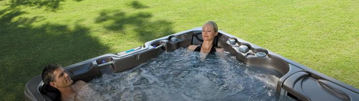 alternative hot tub therapy