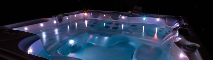energy efficient hot tubs