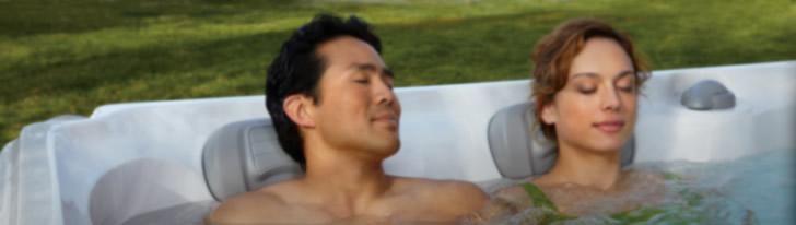 sleep benefits of hot tubs